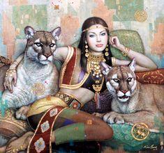karl bang paintings - Pesquisa Google