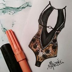 ❤ #draw #drawing #fashion #love #inlove #fashionillustration #illustration #lingerie #intimates #instagood  #fashiondesign #designdemoda #moda #art  #arte #croqui #handmade #lookdodia #lookoftheday #lace #vintage #fashion4arts