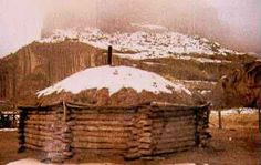 Inside Native American Hogan The navajo <b>indian hogan</b>: shelter and center of their world <b></b>