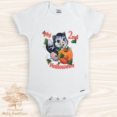 c653e8a22773b Pumpkin Baby Onesie® Halloween Baby Clothes Pumpkin Shirt Toddler Shirt  Halloween Bodysuit Fall Baby Onesie Halloween Baby Outfit Cat Onesie