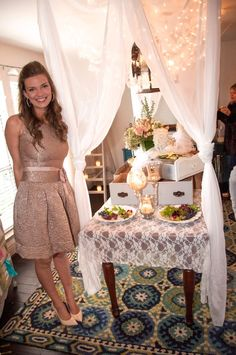 Events by Shelbi Rene: Kendra's Lingerie Shower | Dallas Event Planner