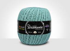 Diamante Premium cor 15 - Verde Mar
