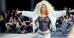 O túnel do tempo fashion de Xuxa Meneghel