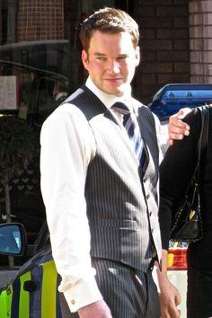 Gareth David Lloyd, John Barrowman, I'm Sad, Joss Whedon, Captain Jack, Torchwood, Dr Who, My Heart Is Breaking, Fun To Be One