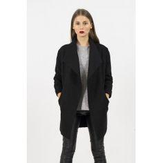 Asymetric jacket #minimalism #asymetry