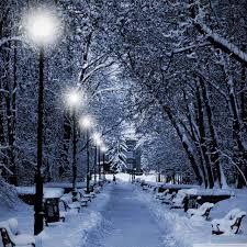 snowy street - Google Search