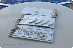 Tuto carte cercle mini album : http://paulinespapier.de/8073/anleitung-mit-video-zum-circle-card-thinlits-minialbum/ et autre modèle ici :http://kreativersum.com/2014/09/albumkarte-happily-ever-after/