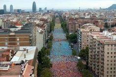 """""""En som molts més dels que ells volen i diuen"""" #ViaLliure #11s2015 #Diada2015 #freedom #Catalonia"""