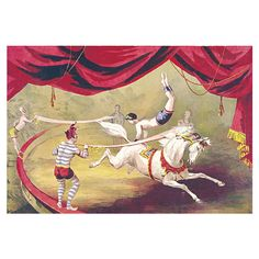 acrobats, from people at work page, public domain clip art image ❤ liked on Polyvore featuring circus, backgrounds and people