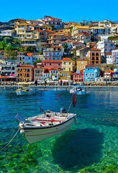Corfu, Greece Mais