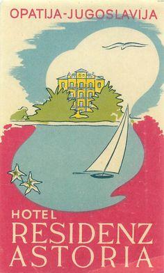 Hotel Residenz Astoria, Opatija