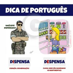 If you are planning to work in Portugal or any of the other countries where Portuguese is spoken then it can only be to your advantage to learn as much of the language as possible. Portuguese Grammar, Portuguese Lessons, Portuguese Language, Learn Brazilian Portuguese, Grammar Tips, Turu, Study Notes, Idioms, Knowledge