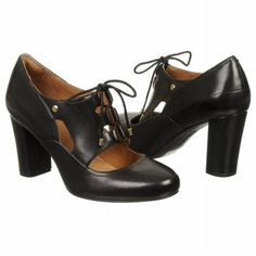 Indigo by Clark Loyal Heart Shoes (Black Leather) - Women's Shoes - 9.0 M