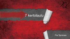 X-breikki 7 kertotaulu
