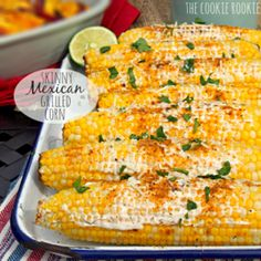 (Skinny) Mexican Grilled Corn Recipe - ZipList