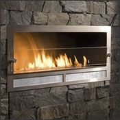 I think these fireplaces are awesome!