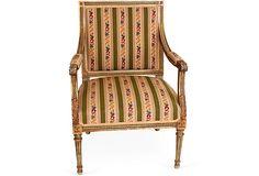 French Needlepoint Chair I on OneKingsLane.com