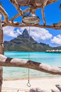Bora Bora, Indonesia, Paradise on Earth