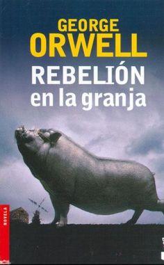 Rebelión en la granja Animal Farm in Spanish