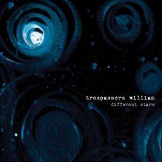 9bc609f664f3 Trespassers William - Different Stars (2004) Cool Album Covers