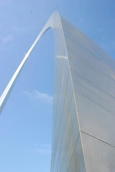 20c Saint Louis MO - Gateway Arch 03 by Johns Never Home, via Flickr
