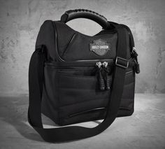 We even make packing a lunch look tough.   Harley-Davidson Bar & Shield Logo Lunch Pail