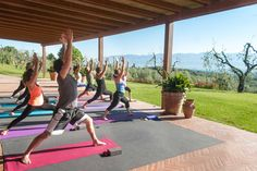 """""""Yoga is the fountain of youth. You're only as young as your spine is flexible."""" Bob Harper"""