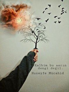 (notitle) - Huzeyfe Mücahid Osmanoğlu - #Huzeyfe #Mücahid #notitle #Osmanoğlu Beautiful Verses, Sufi, Wallpaper Quotes, Islamic Quotes, Cool Words, Poems, Tumblr, Sayings, Artwork