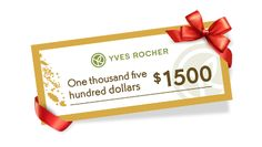 Get a chance to win $ 1,500 cash and other weekly prizes!