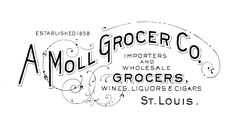 Vintage Graphics and Printables | Printable Iron on Transfer - Vintage Grocery Sign - Graphics Fairy DIY