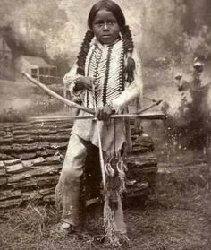 I love coming across pictures of Black Indians. They are completely left out of history books and it pisses me off. Every time I come across a photo I'm posting it. They existed then and they still exist today.