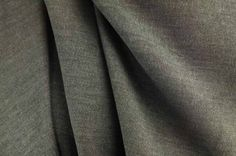 Ralph Lauren pinwale corduroy fabric, crossweave gray
