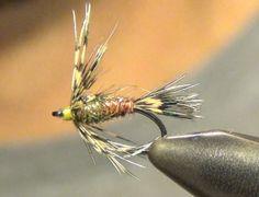 Carp Flies Patterns | carp-soft-hackle-fly-pattern