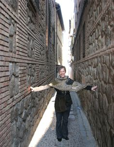 Narrow streets in Toledo, Spain All About Spain, Toledo Spain, Seize The Days, Canary Islands, Luxury Travel, Adventure Travel, Beautiful Places, Vacation, World