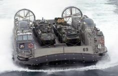 Hovercraft on Steroids - Gallery: 25 Crazy Vehicles The Military Won't Let Us Have | Complex