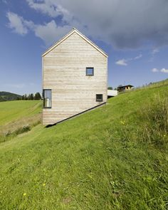HERTL.ARCHITEKTEN, Oest-Thomessen-Hütte / Diex, Kärnten