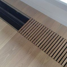 Ascot supply and install hydronic trench heating systems in Melbourne for residential homes where wall space is limited. Floor Vent Covers, Baseboard Heating, Heating Radiators, Floor Design, House Design, Home Heating Systems, Hydronic Heating, Solar House, Architecture Details