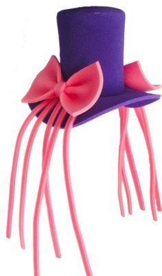sombreros de hule espuma para tus fiestas 3 K Cup Crafts, Hat Crafts, Crazy Hat Day, Crazy Hats, Crochet Sole, Funny Hats, Ideas Para Fiestas, Mad Hatter Tea, Mask Party
