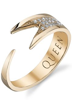 50 Engagement Rings To Love Forever  #refinery29  http://www.refinery29.com/best-engagement-rings#slide37