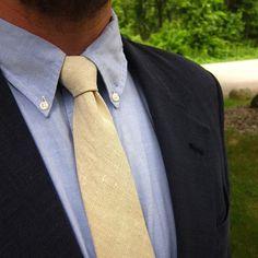 Classic Man, Nice Dresses, Oxford Shirts, Mens Fashion, Tie, Men's Style, Linens, Summer, Moda Masculina