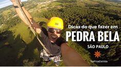 Passamos um fim de semana em Pedra Bela, São Paulo, onde tem a Mega Tirolesa e aqui trazemos dicas, valores e sugestões sobre o que fazer.