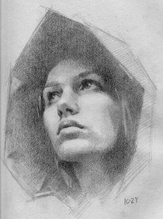 ARTIST: Jeff Haines ~ (Pencil Sketch)