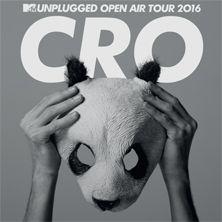 """Panda-Rapper CRO geht 2016 mit seinem """"MTV Unplugged""""-Album endlich auf große Tour – live, Open Air & unplugged!"""