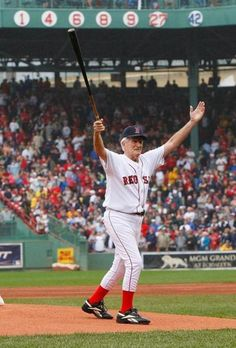 2008: Red Sox retire Johnny Pesky's No. 6 He shall always be missed! Love you Johnny!