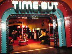 Time Out! store in Richland Mall, Johnstown, PA