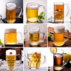 Like if you want this  9 styles Beer Steins!!!  FREE Shipping Worldwide and 45 DAYS money back guarentee...  #bar #bartender
