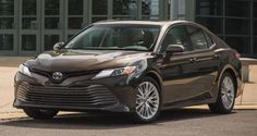 2018 Toyota Camry XLE Hybrid Maybe the best Camry ever and, finally, a very good family sedan, period