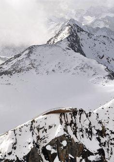 Arquitectura de altura: mirador en los Alpes By Laac Architekten (austria)