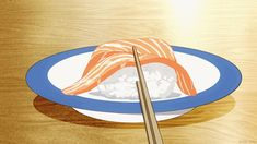 Sushi Master Jiro Ono could not make sushi look this good! | 29 Times Anime Mastered This Whole Food Thing