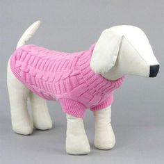 Pup Winter Sweater